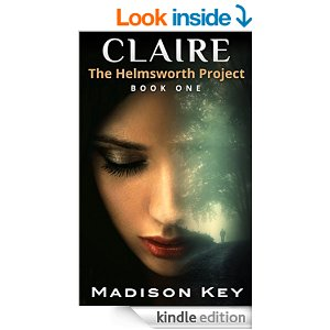 Claire (The Helmsworth Project Book 1)