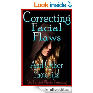 Correcting Facial Flaws And Other Photo Tips on Target Photo Training