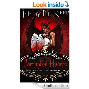 Corrupted Hearts Epic Fantasy Romance