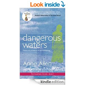 Dangerous Waters anne allen Guernsey Novels