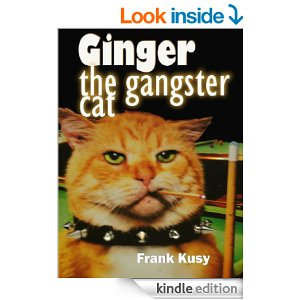 Ginger the cat book