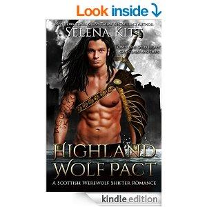 Highland Wolf Pact Selena Kitt