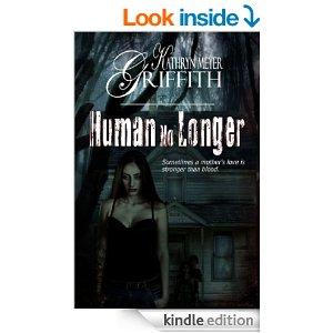 Human No Longer Vampire Horror
