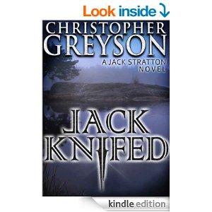 JACK KNIFED Jack Stratton Mystery on kindle