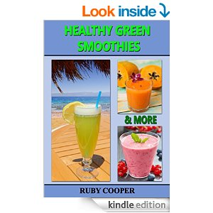 Smoothies recipes by Ruby Cooper