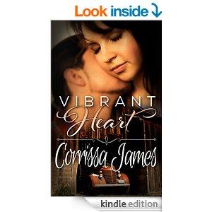Vibrant heart corrissa James
