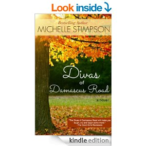 Divas of Damascus Road by Michelle Stimpson