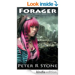 Forager Dystopian Trilogy