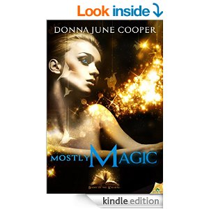 Mostly Magic by Donna June Cooper