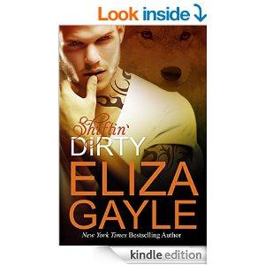 Shiftin Dirty BBW Paranormal Shifter Romance Eliza Gayle