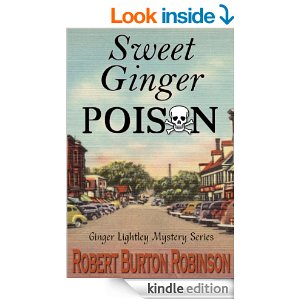 Sweet Ginger Poison Ginger Lightley Mystery Series