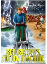 ben browns flying machine