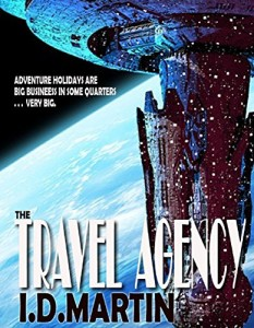 travel agency to outer space