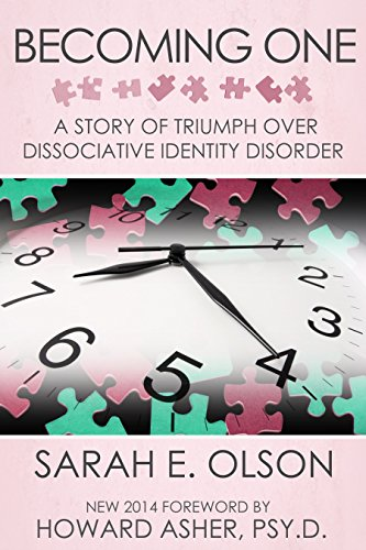 Dissociative Identity Disorder book