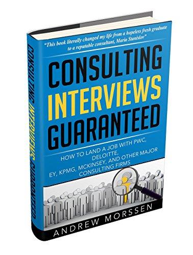 Consulting Interviews Guaranteed!