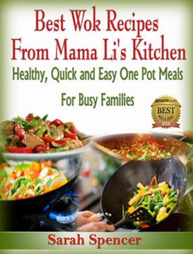 Best Wok Recipes from Mama Li's Kitchen