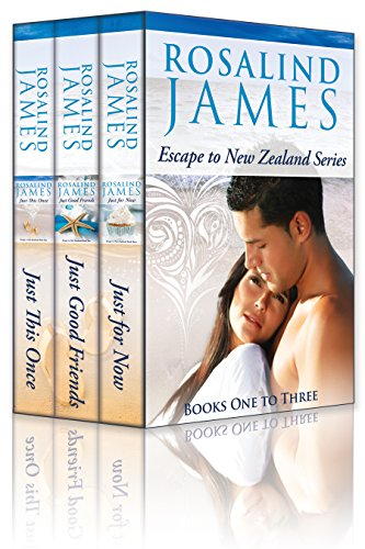 ESCAPE TO NEW ZEALAND BOXED SET, VOLUME I (Just This Once, Just Good Friends & Just For Now)
