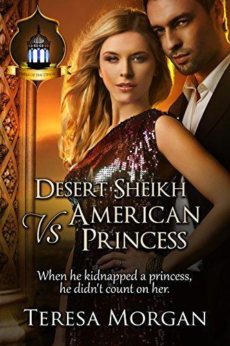 Desert Sheikh vs American Princess