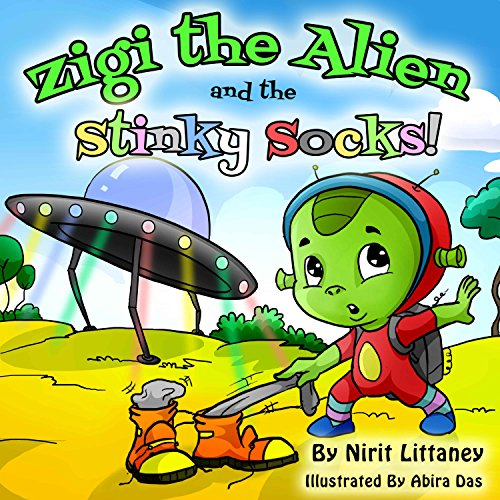 Zigi the Alien and the Stinky Socks