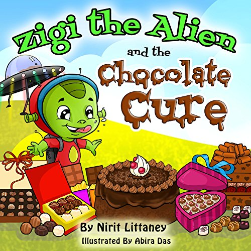 Zigi the Alien and the Chocolate Cure