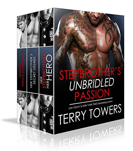 Stepbrother's Unbridled Passion Boxed Set