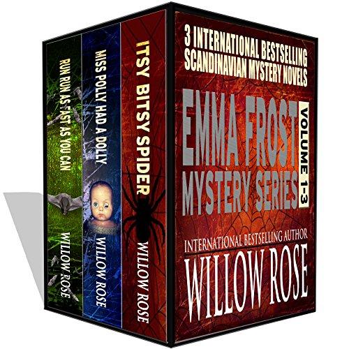 Emma Frost Mystery Series vol 1-3