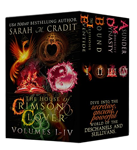The House of Crimson & Clover Volumes I-IV