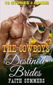 Free: The Cowboys Destined Brides