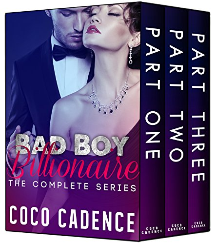 Bad Boy Billionaire – The Complete Series Boxed Set