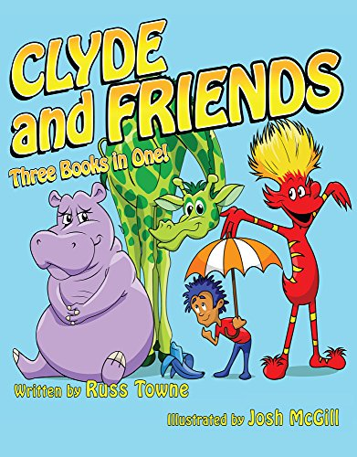 Clyde and Friends Three Books in One