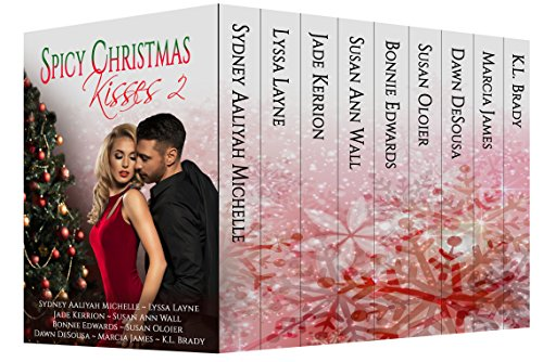 Spicy Christmas Kisses 2 (Boxed Set)