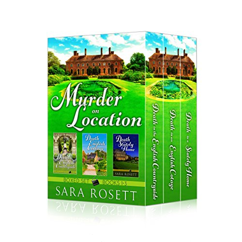 Murder on Location (Boxed Set)