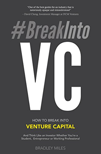 #BreakIntoVC