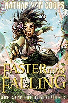 Faster Than Falling, The Skylighter Adventures