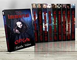 Free: The Immortal (Boxed Set)