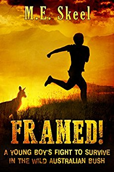 Free: Framed! A Young Boy's Fight to Survive in the Wild Australian Bush