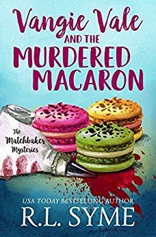 Free: Vangie Vale And The Murdered Macaron