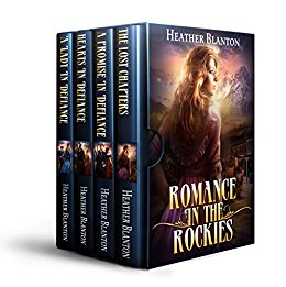 Romance in the Rockies Books 1, 2, & 3 PLUS The Lost Chapters–A Novella: Inspirational Historical Western Romances Box Set
