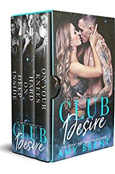 Club Desire: The Complete Series Box Set