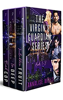 The Virgin's Guardian Complete Series – A Virgin and Contemporary Romance
