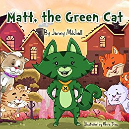 Free: *Matt, the Green Cat*