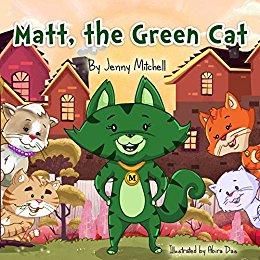 Free: Matt, the Green Cat