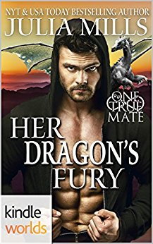 One True Mate: Her Dragon's Fury
