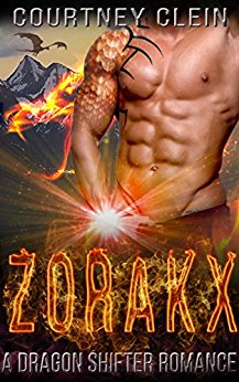 Zorakx: A Dragon Shifter Romance