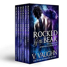 Rocked by the Bear (The Complete Six Novella Collection)