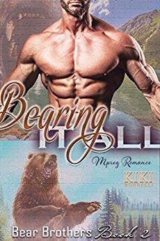Bearing it All: Bear Brothers Mpreg Romance (Book 2)