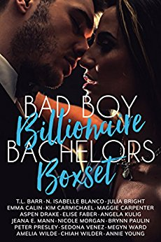 Bad Boy Billionaire Boxset