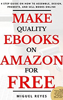Make Quality Ebooks on Amazon for Free