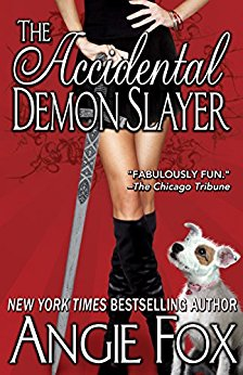 Free: The Accidental Demon Slayer (Biker Witches Mystery Book 1)
