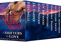 Hot Shifter Nights: Shifters in Love Romance Collection